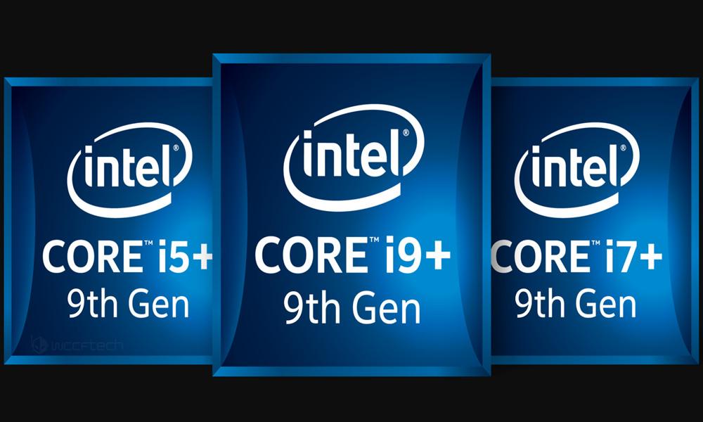 Intel presenta su novena generación de procesadores.