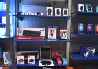 Impresoras, teclados y ratones